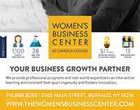 Women's Business Center at Canisius College