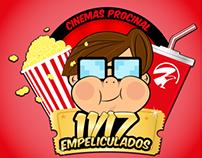 11/17 Empeliculados Cinemas Procinal