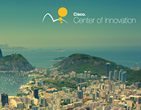 Logo: Cisco Center of Innovation