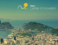 Logo: Cisco Center of Innovation