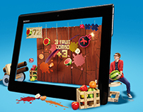 Sony Xperia Tablet S Standard Banner