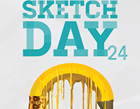 Posters for Sketch-Day 2013
