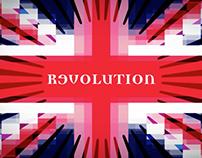Revolution wallpaper graphics