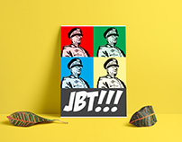 Pop Art - Josip Broz Tito