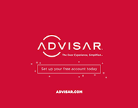Advisar – The Door Experience, Simplified