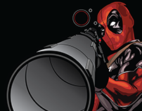 DEADPOOL (ILLUSTRATION)