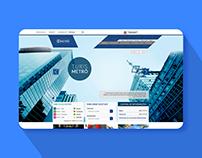 Metrô de SP Website