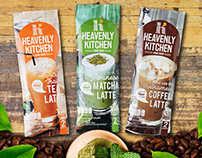 Heavenly Kitchen Latte Drink