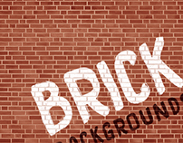 10 Brick Backgrounds - $5