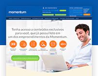Momentum - Layout