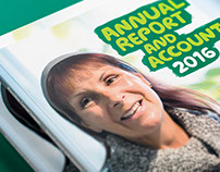 Macmillan Cancer Support Annual Report & Accounts 2016