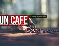 Propuestas de Empaque para Café Los Portales