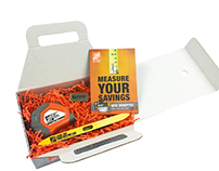 Home Depot Direct Mail Campaign