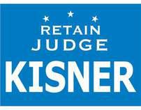 Retain Judge Kisner - Political Campaign