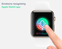 emolyze.me Apple watch app