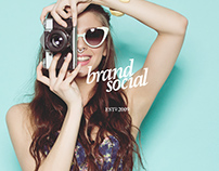 Brand Social - Digital Agency Branding