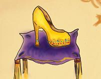 Shoe Infographics