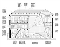 Detail Drawings - Plans, Section, Detail. PROJECT UMBRA