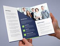 Brochure – Company Tri-Fold Template