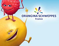 Orangina Shweppes