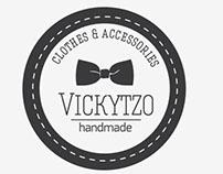 Vickytzo Handmade - identity