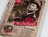 CD release campaign: Singer Jari Sillanpää