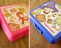 TUPPERWARE Sandwich Keeper