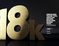 18K 3D Wallpaper