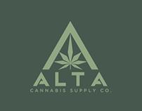 Logo of ALTA Cannabis Supply Co.