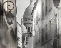 Paris se cache