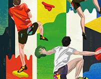 Sports Illustration (More)