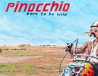 Pinocchio - Born to be wild