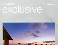 Lufthansa Exclusive Magazine