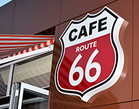 cafe ROUTE 66