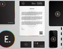 print: E-print logo