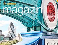 Lufthansa Board Magazine