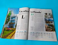 Un Saber Refinado, Revista Semana