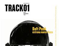 TRACK magazine