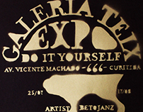 Exhibition Do it yourself - Galeira Teix