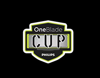 Philips OneBlade CUP - 3D Animation