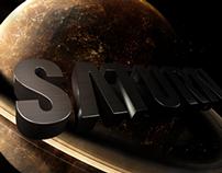 Saturn - Logo Animation