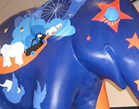 Elephant Parade UK Tour