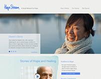 Hope Stream - Website