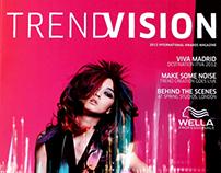 Wella TrendVision Magazine