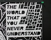 The World That You Never Understand Part II Paper Cuts