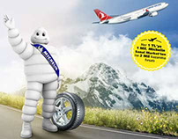 Michelin/Miles and Smiles Poster/Retouch