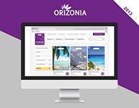 Orizonia Travel Store - Version 2