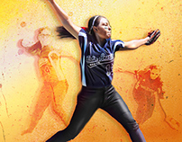 Little League Softball Flyer