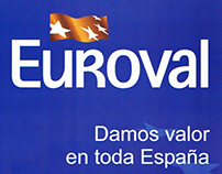 Identidad Corporativa Euroval