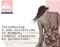 Quiksilver Woman- Now for Women
